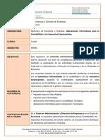 Seminario Aplicaciones Informáticas Para La Contabilidad y Los Impuestos Empresariales