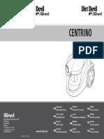 M2884_Centrino Vacuum Manual