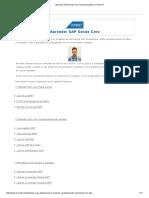 Aprender SAP Desde Cero Tutorial Gratuito _ CVOSOFT