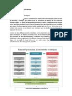 Las Fases Del Planeamiento Estratégico