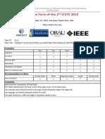 E161 Review Form