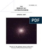 The Biblical Astronomer no. 120