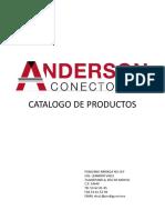 Catalogo Anderson