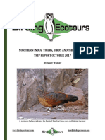 Birding Ecotours India October 2017 Trip Report