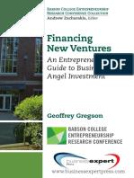 Financing New Ventures Gregson