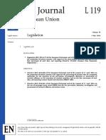 EU 679 (2016)