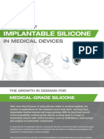 FMI the Use of Implantable Silicone in Medica Devices