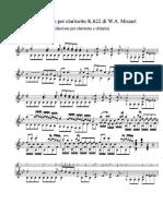 Cláudio Santoro - 3 Estudo para Clarinete Solo pdf