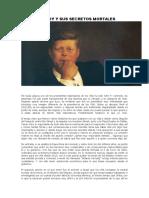 Kennedy y Sus Secretos Mortales