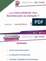 4 Comment Présenter Mon BP Au Banquier - Elise Boureille (1)