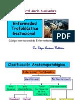 E Trofoblástica Gestacional 2016-1