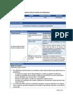 COM5-U1-SESION 01 Reconocemos El Discurso y Su Proposito Comunicativo