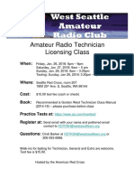 Amateur Radio Classes