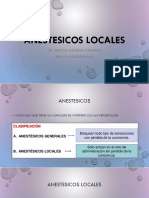3. Anestesico Locales (1)