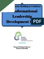 transformationalleadershipdevelopmentplan-140611030458-phpapp01
