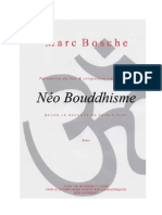 Néo bouddhisme (M. Bosche)