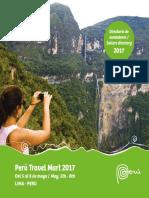 Proveedores Turismo Peru -2017