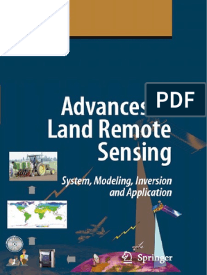 Advances In Land Remote Sensingpdf Remote Sensing Microwave