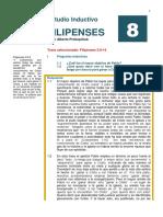 Filipenses 8