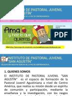 Presentación_instituto de Pastoral Juvenil1