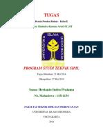 Hertanto Indra Pratama_11511134_desain Pondasi Dalam