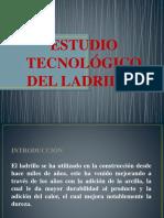 Diapositivas de Ladrillo