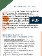 Chakravarty Committee (1985)-1