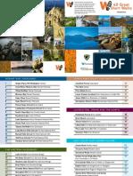 Tasmania Parks and Wildlife 60 Great Short Walks