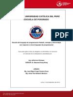 Inca Chiroque Julita Haskell Lenguajes Programacion