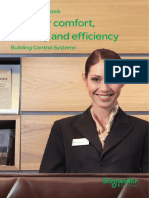 Five Star Comfort, Security and Efficiency - Hotel Solutions Brochure