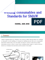 SMAW Instruction