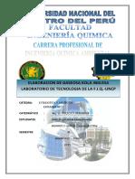Informe Final Gaseosa