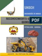 Estudio Geológico Quinua-socos