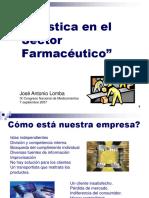 Charla-Logistica en El Sector Farmaceutico-ppt