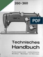 SM_PFAFF+260+360_Tech.Handbuch+Justierung+DE