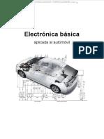 Manual Electronica Polimetros Componentes Electronicos Resistencias Condensadores Bobinas Transformadores Transistores