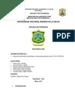 Bioclimatologia Final