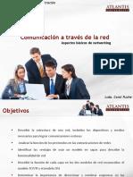 Clase2servernetworkandadministrationwindows-Comunicación a Través de La Red
