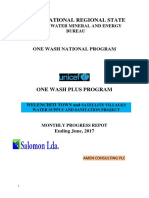 Welenchiti Water Report june