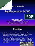 Aula 9 - Sequenciamento de DNA
