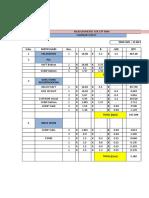 STP Tank Measurements