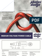 Power Cable Flyer