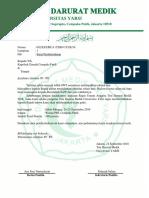 Surat Kepolisian PHI