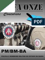 #Apostila PM-BA - Polícia e Bombeiro Militar do Estado da Bahia (2016) - Alfa Onze Concursos.pdf