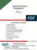 Project Management - Session 1 PPT C1QaoR7cBg