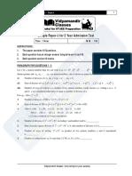 2year Sample Paper-6