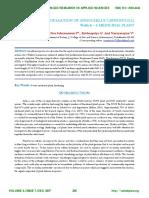 In vitro propagation of anisochilus carnosus (lf.) Wallich – a medicinal plant