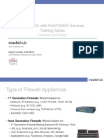 ASA SFR Overview and Design