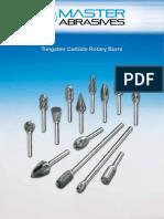 Master Tungsten Carbide Rotary Burrs.pdf