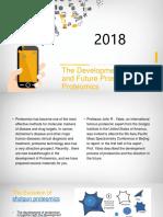 The Development Process and Future Prospect of Proteomics